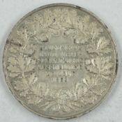Medaille Cöln 1865, zur allgemeinen landwirtschaftlichen Ausstellung zu Cöln 1865, silberne Medaille
