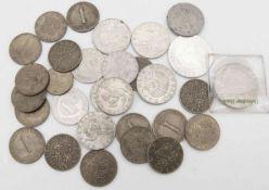 Österreich, Lot Klein - Münzen. Austria, Lot Klein - coins. Please visit.