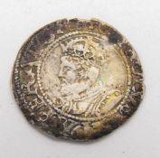 Frankreich 1541 Comté, Cite de Besancon, Carolous, Erhaltung: ss.France 1541 Comté, Cite de