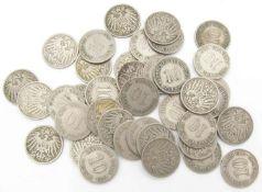 Deutsches Kaiserreich, Lot 10 Pfennig - Münzen. Insgesamt 38 Stück. German Empire, Lot 10