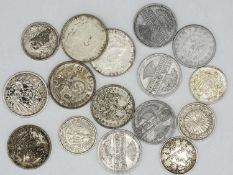 Germany 1899/1939, Lot coins from the empire, over Weimar Republic to third empire. Please visit.