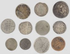 Old Germany 1629 - 1824, Lot of coins. Please visit.
