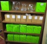 Lot 212 - Collection of boxed glasses