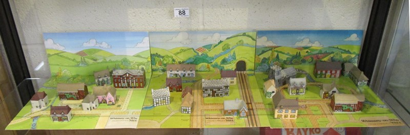 Lot 88 - Whimsey-on-Why Wade model village