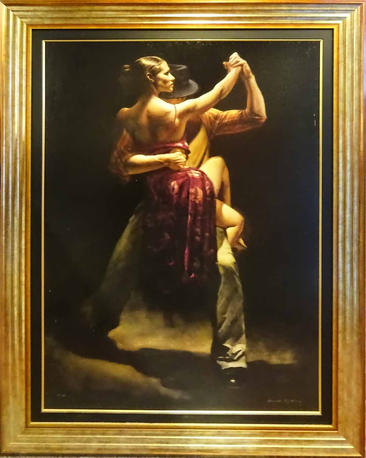 Lot 82 - HAMISH BLAKELY 'Between expressions', giclée print, edition of 150, with certificate verso,