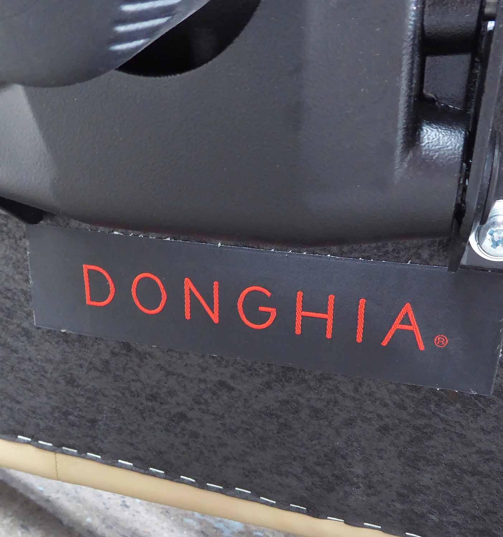 Lot 26 - DONGHIA EATON SWIVEL CHAIR, 105cm H.