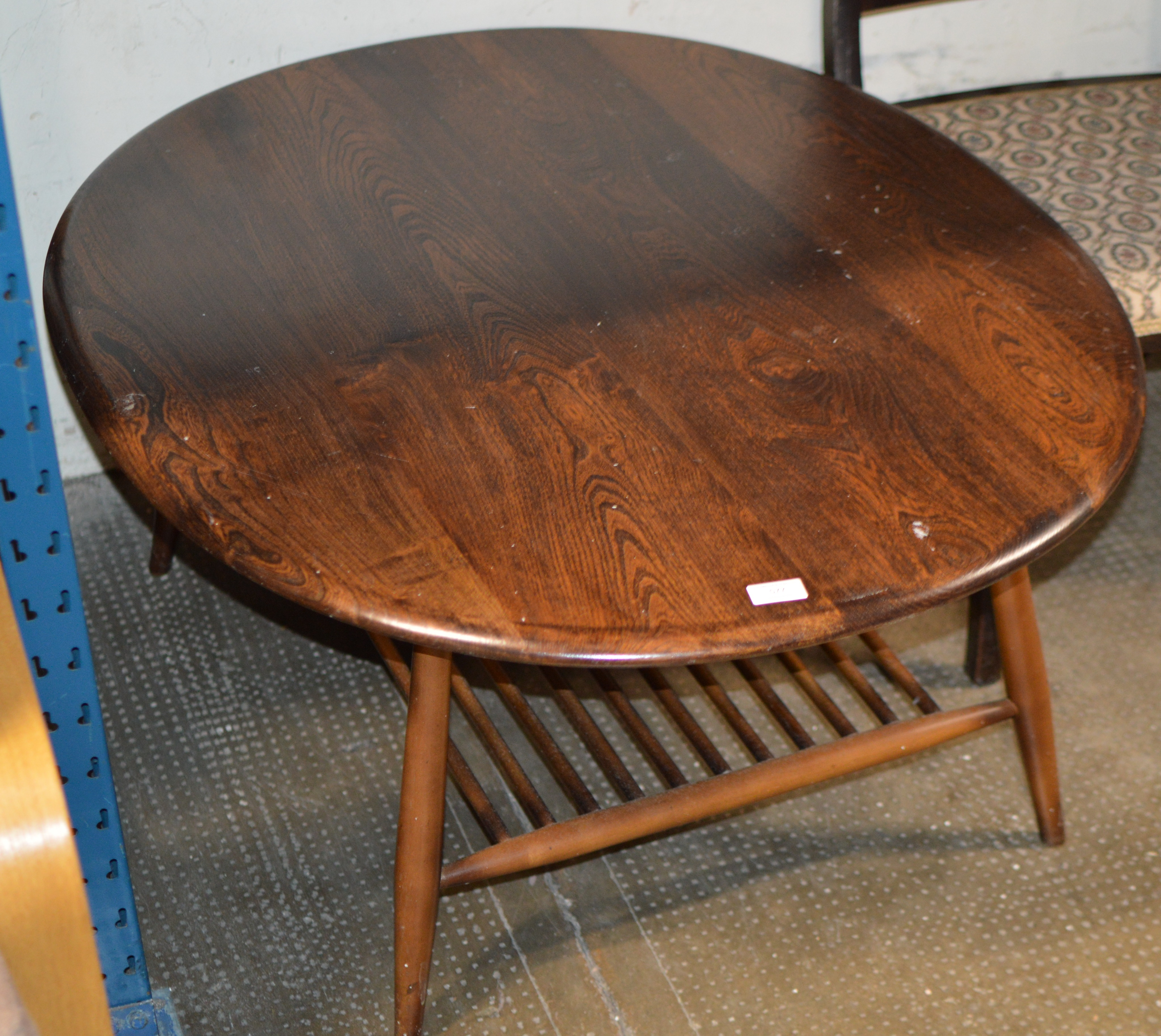 Lot 77 - ERCOL COFFEE TABLE