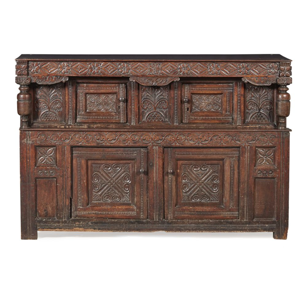 Five Centuries: Furniture, Paintings & Works of Art from 1600