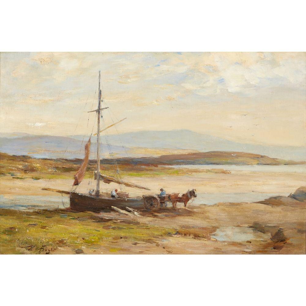 Scottish Paintings & Sculpture