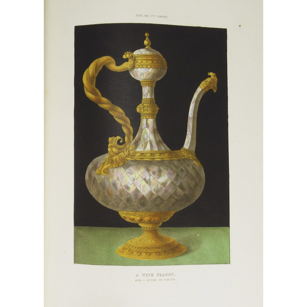 Lot 26 - SHAW, HENRYTHE DECORATIVE ARTS ECCLESIASTISTICAL AND CIVIL OF THE MIDDLE AGES London: William