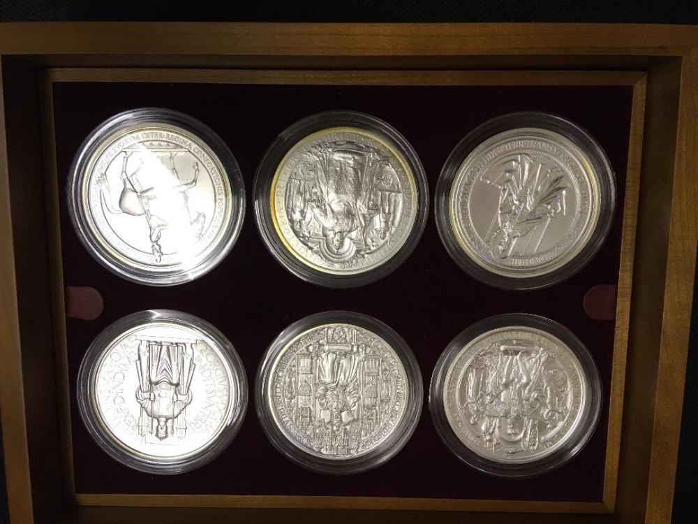 Lot 156 - COINS : Great Seals of the Realm collect
