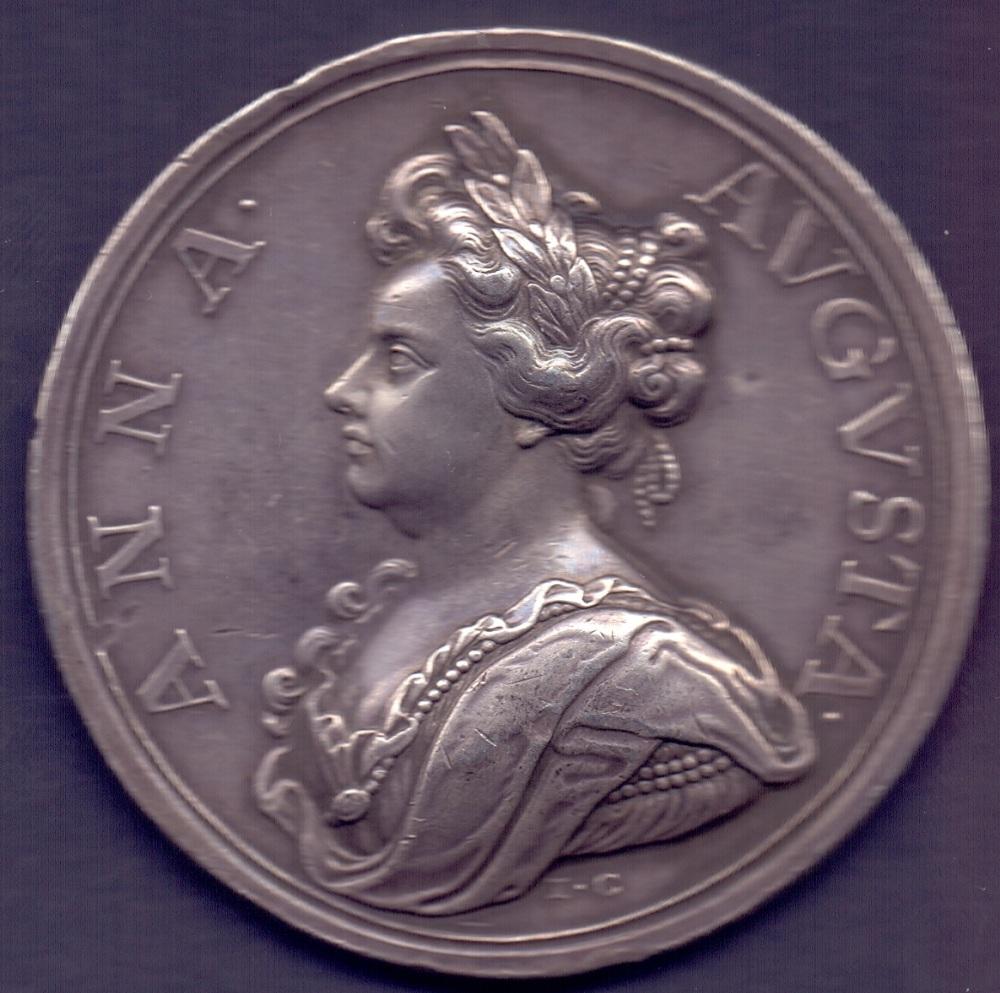 Lot 84 - COINS : 1710 Battle of Almenara Silver M