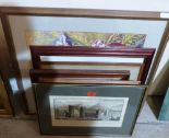 Lot 158 - A collection of paintings and prints