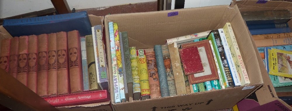 Lot 104 - A quantity of books