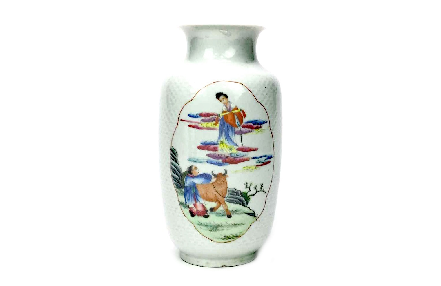 Lot 1128 - A 20TH CENTURY CHINESE VASE