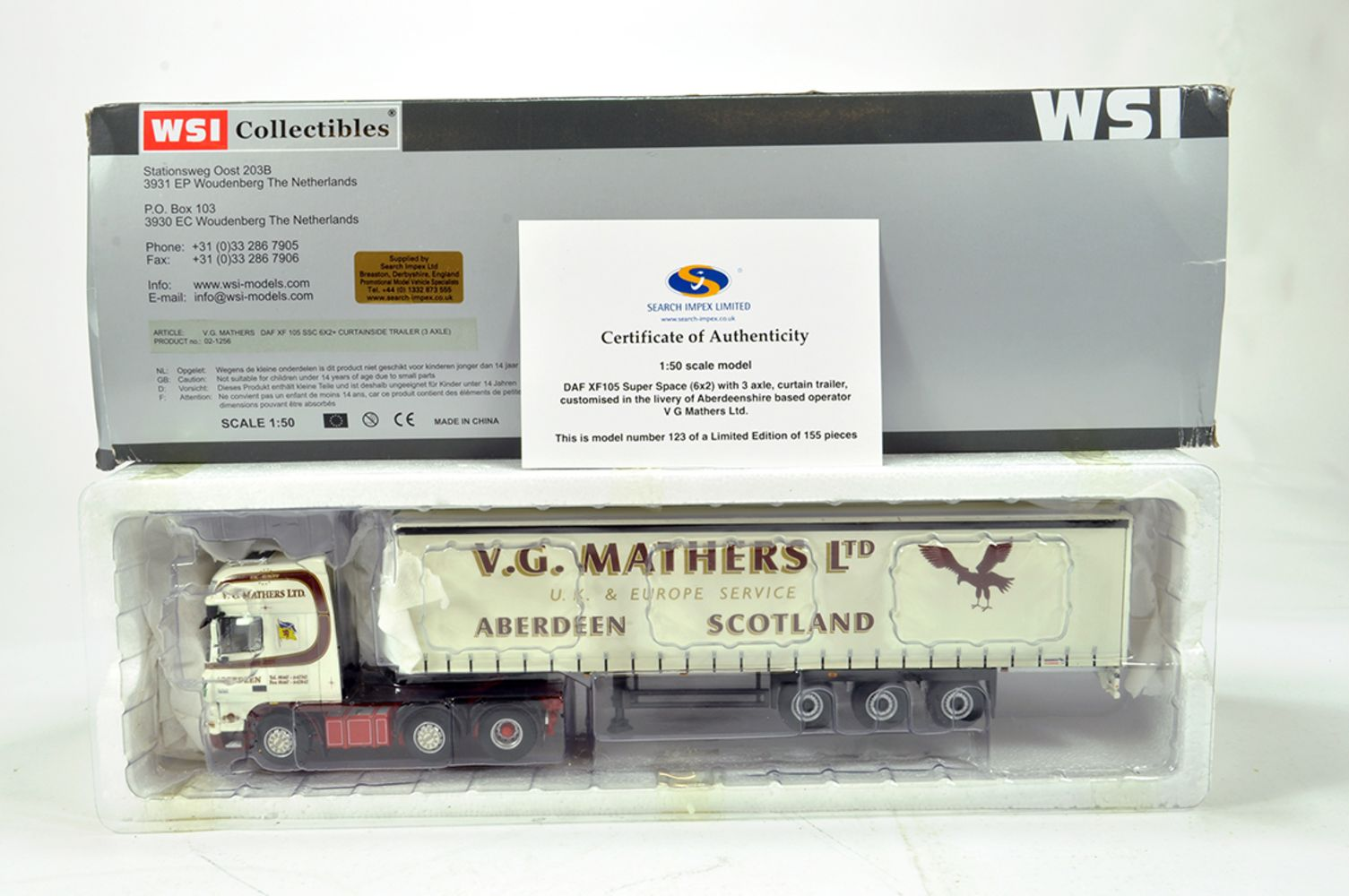May Two Day Specialist Toys, Models & Collectables