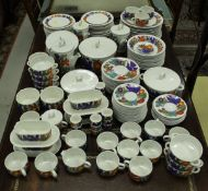 """A Villeroy & Boch """"Acapulco"""" dinner service, approx 12 place settings plus, including plates, bowls,"""