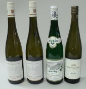 "A collection of various white wines to include Gut Hermannsberg Schlossböckeleimer ""KG!"" Riesling x"