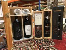 One bottle Dow's Quinta do Bomfim Vintage Port 1999 (owc),