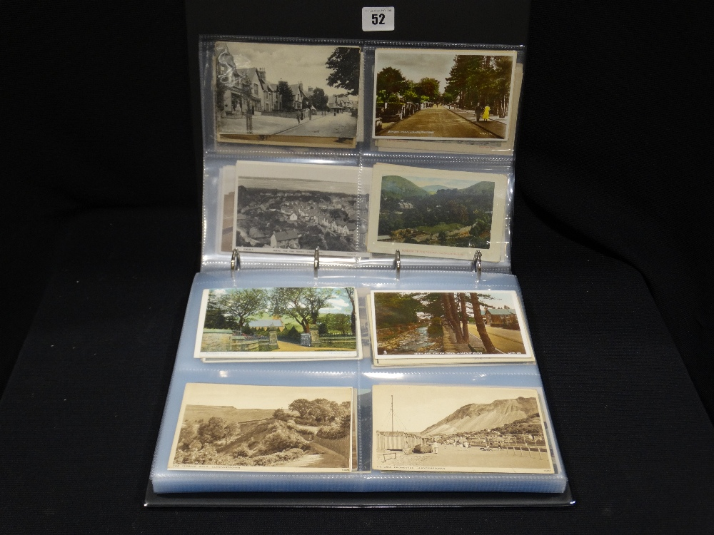 Lot 52 - An Album Of Vintage Photographs, North Wales Views