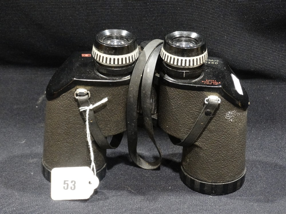 Lot 53 - A Pair Of Chinon 10 X 50 Binoculars