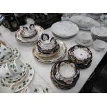 Lot 93 - quantity of mixed china