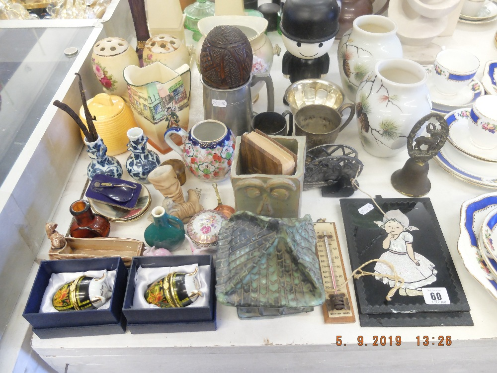 Lot 34 - An assorted selection of oddments