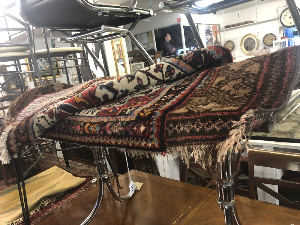Lot 232 - Two rugs