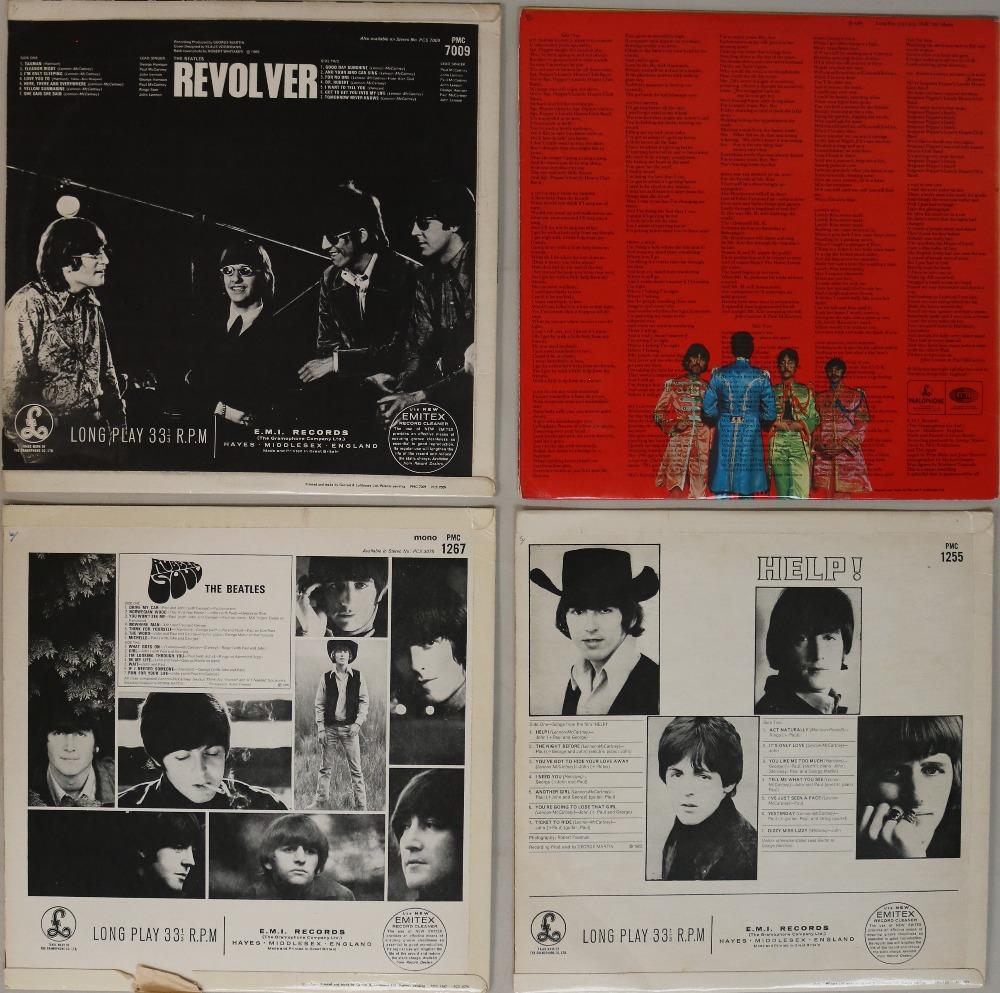 Lot 14 - STUDIO UK LPs. Very neat bundle of 4 x early UK pressing LPs.
