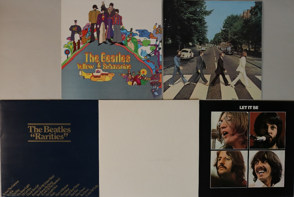 Lot 8 - THE BEATLES COLLECTION - 13 ALBUM, 14 LP BOX SET (BC 13).