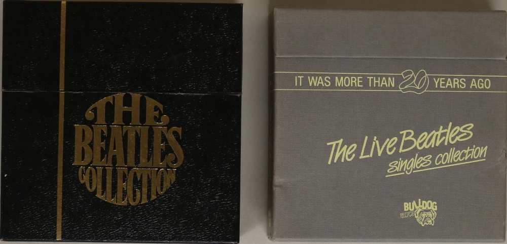 "Lot 38 - 7"" BOX SETS. Cool bundle of 2 x 7"" box sets."