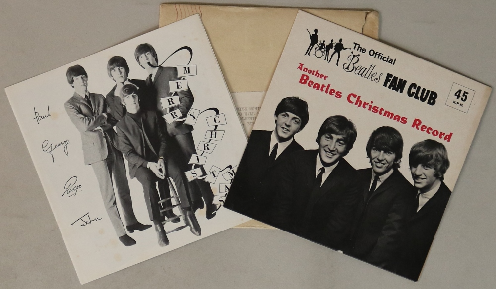 Lot 12 - CHRISTMAS FLEXI COLLECTION - WITH ENVELOPES.