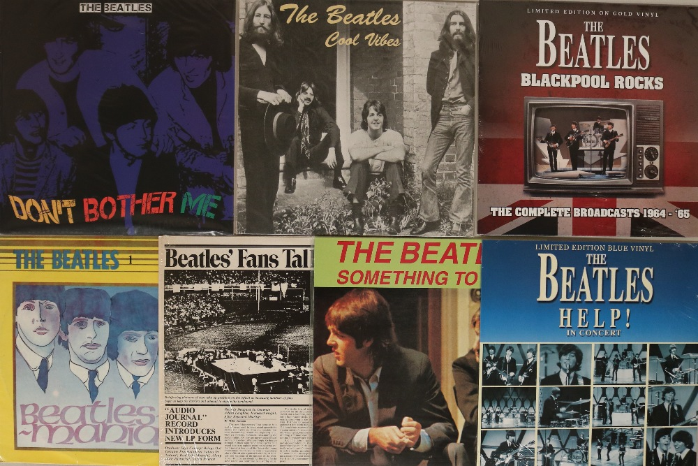 Lot 43 - PRIVATE/COMPILATION LPs. Fab for a fan, here's 15 x private/compilation LP releases.