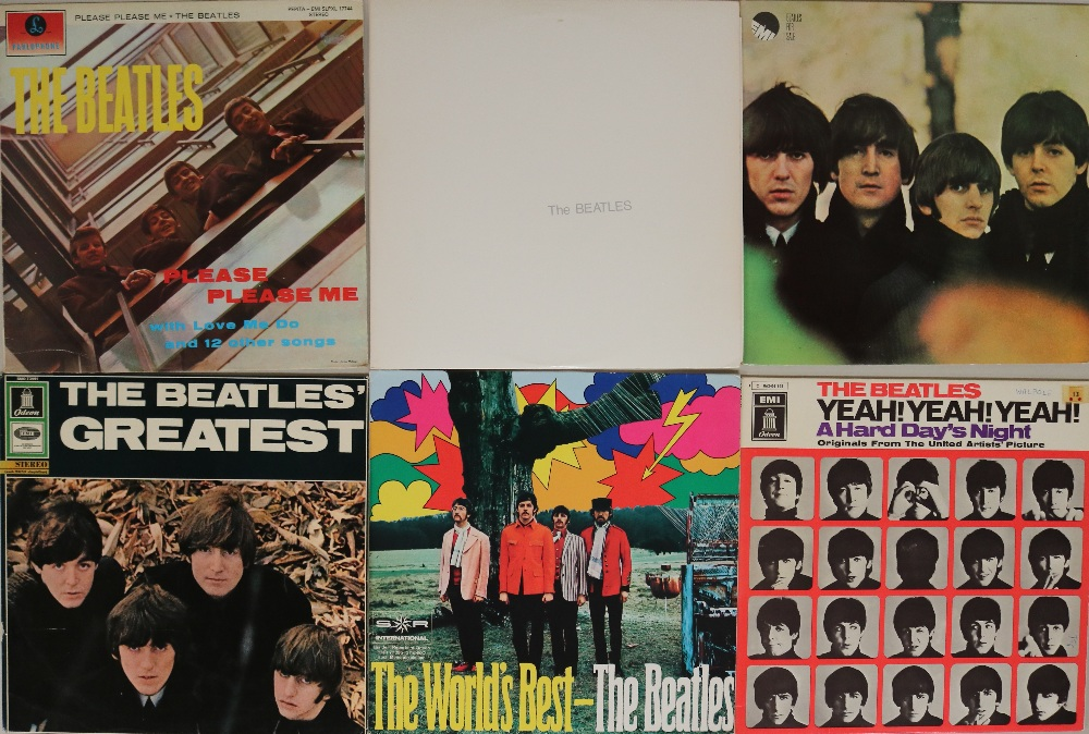 Lot 40 - OVERSEAS PRESSING LPs. Alluring collection of 12 x LPs.