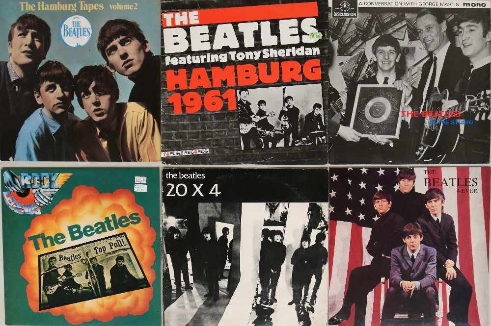 Lot 54 - PRIVATE RELEASE/COMPILATION LPs/BOX SETS. Brill collection of 17 x LPs with 4 x box set releases.