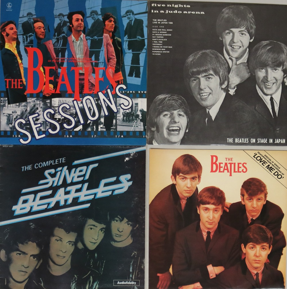 Lot 26 - (LARGELY) COMPILATION LPs.