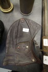 Lot 48 - Flying Helmet Dated 1943 - possibly German