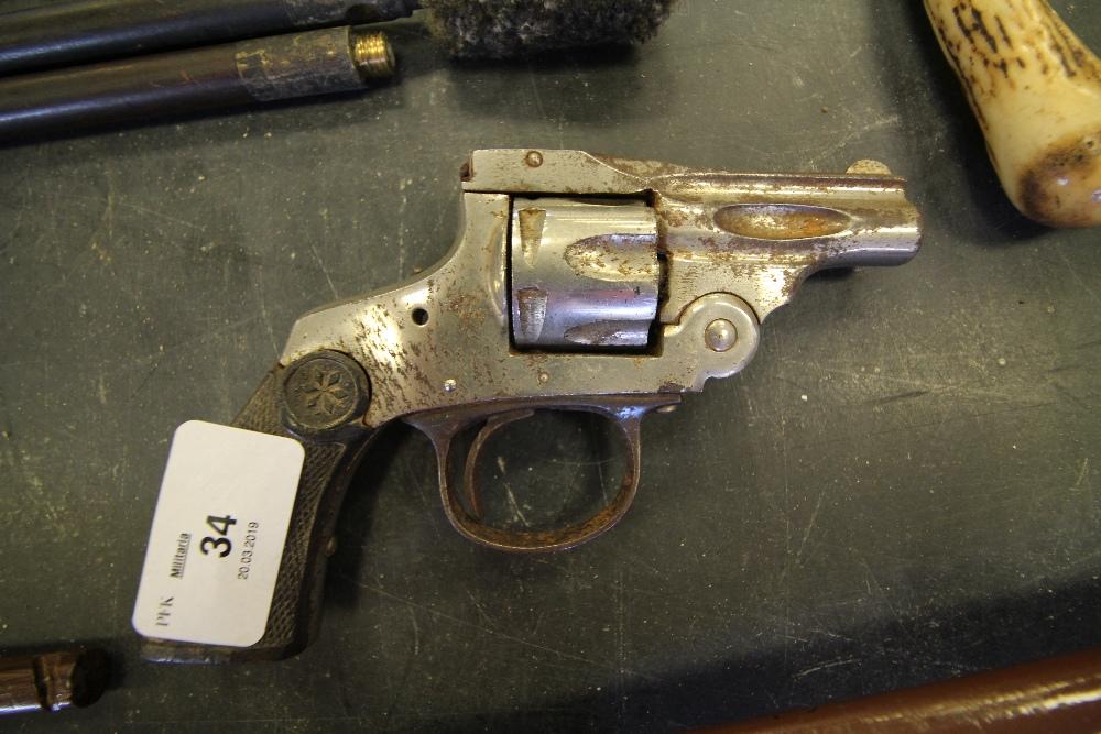 Lot 34 - Starting Pistol A/F