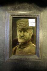 Lot 53 - J.H. Barratt & Co Tile Plaque - General Foch