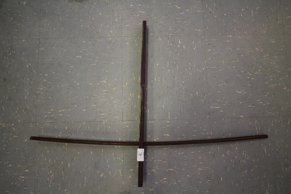 Lot 31 - Crossbow (possibly Chinese)