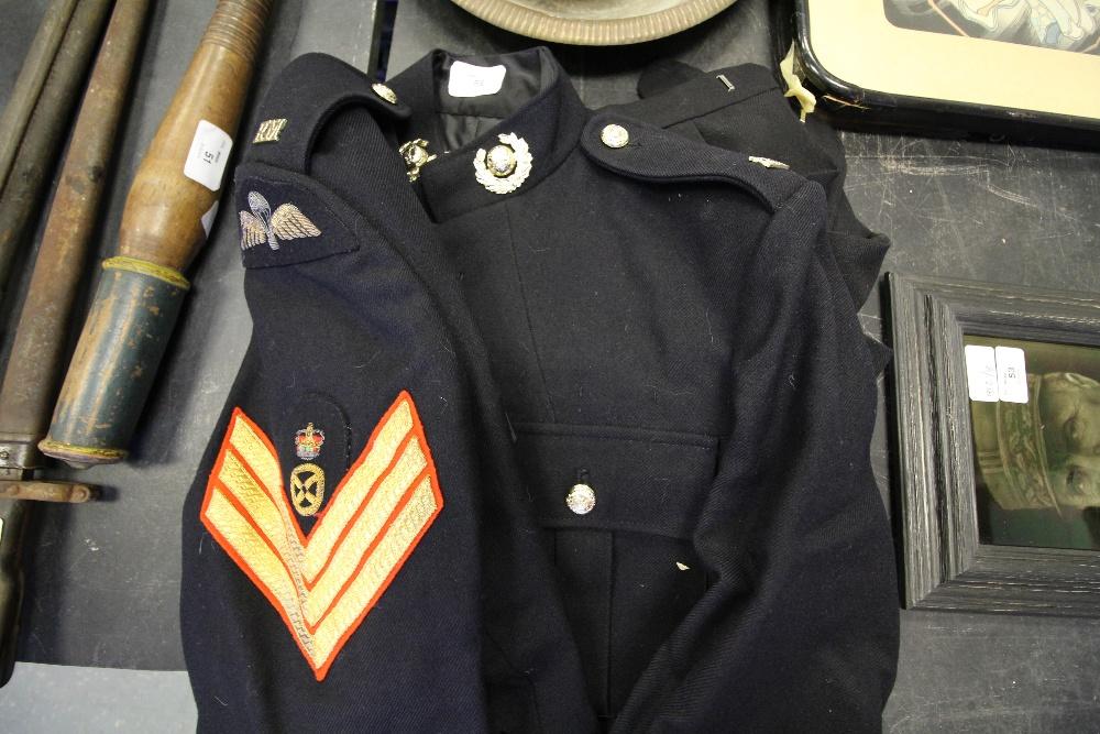 Lot 52 - Royal Marine Dress Uniform