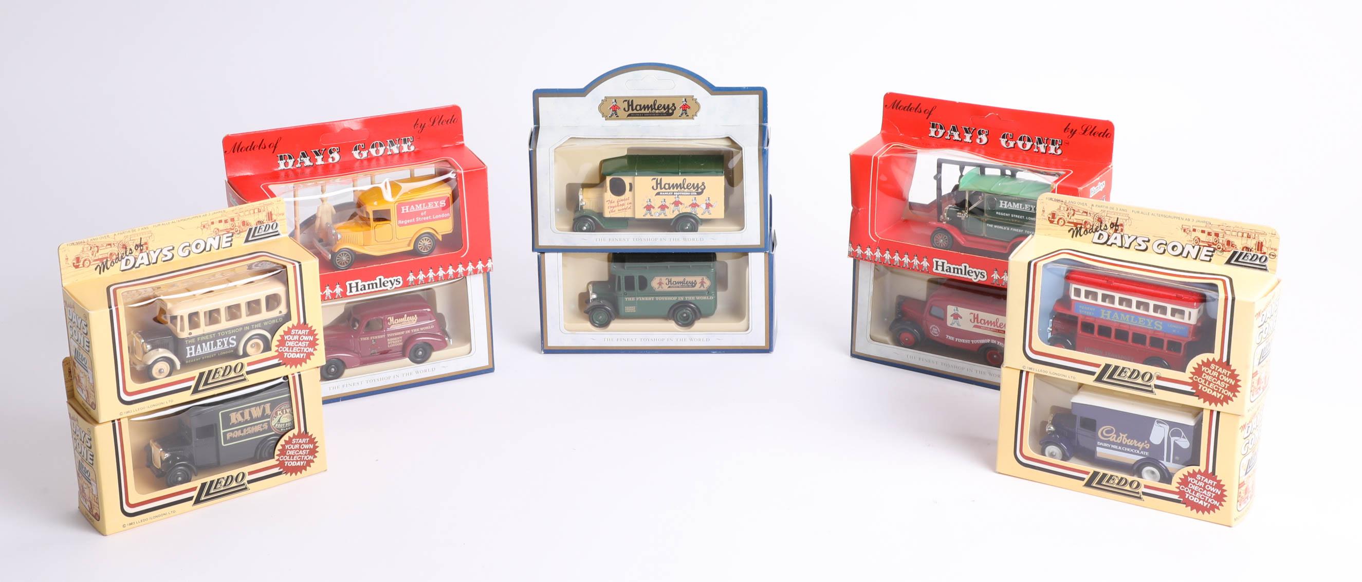 Lot 039 - Twenty-two 'Days Gone' diecast cars. (22)