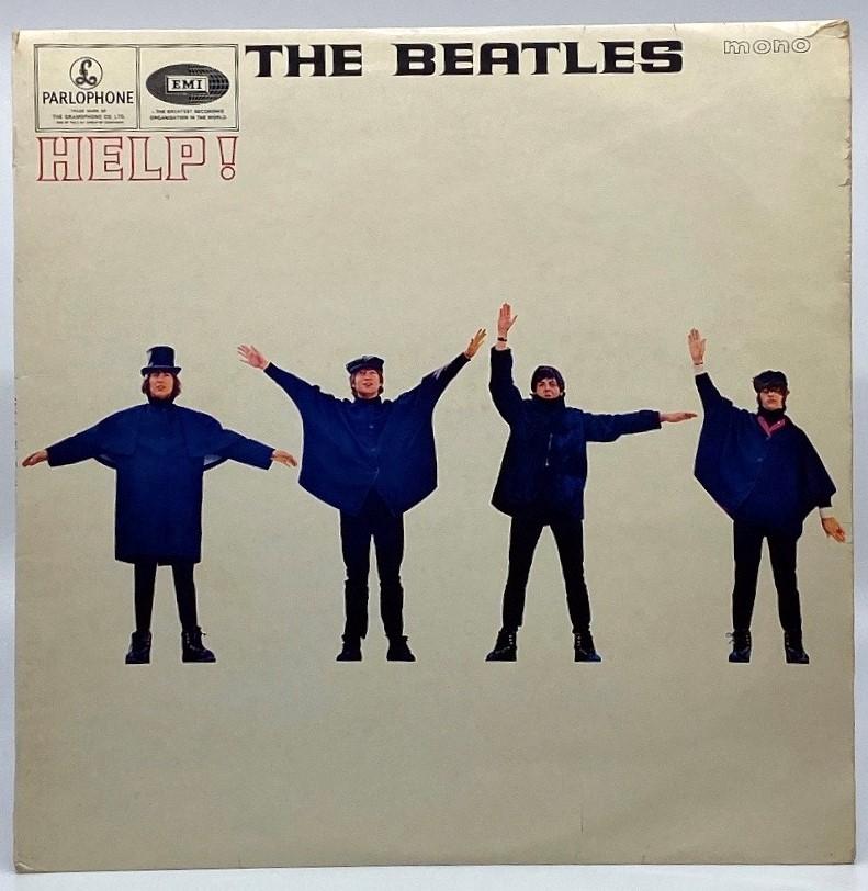 Lot 169 - Beatles LP 'Help!' (PMC 1255 XEX 549(50) - 2) mono