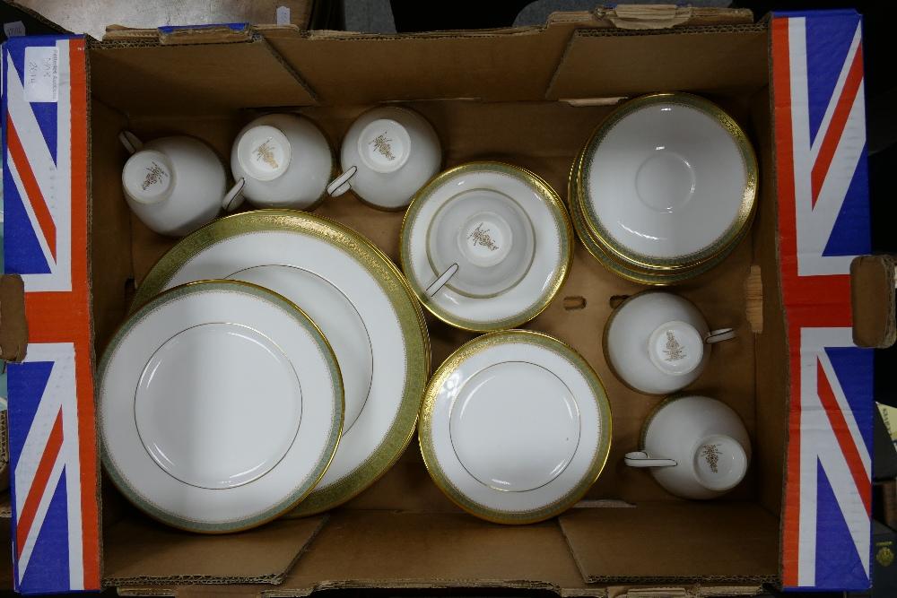Antique O&eg Royal Austria Hand Painted Sugar Bowl Creamers & Sugar Bowls