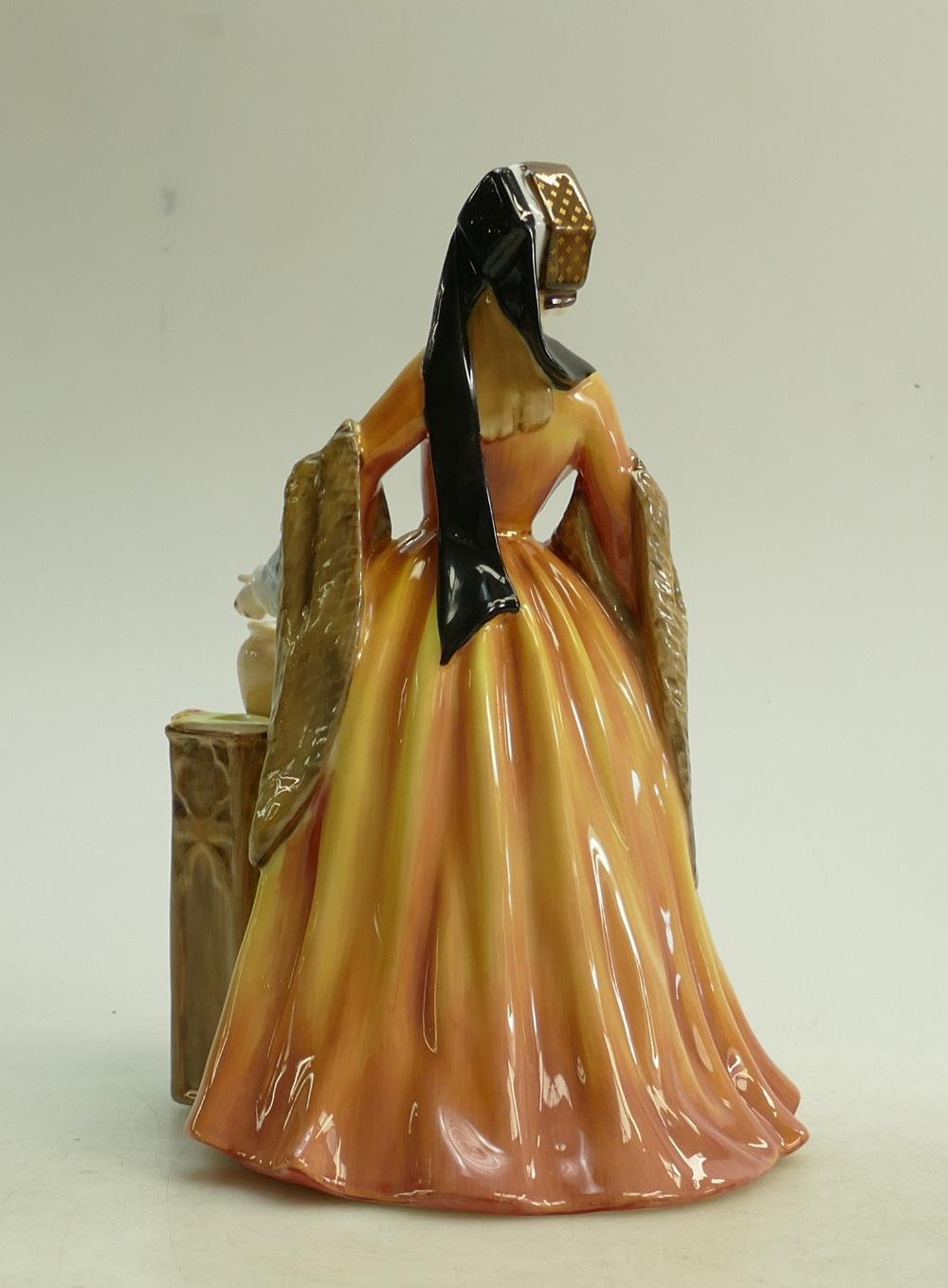 Lot 51 - Royal Doulton figure Anne Seymour HN3349: Limited edition.