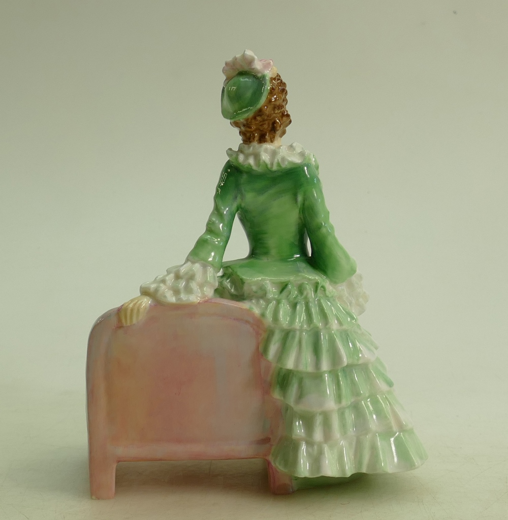 Lot 29 - Royal Doulton figure Sonia HN1738: Early model dated 1936.