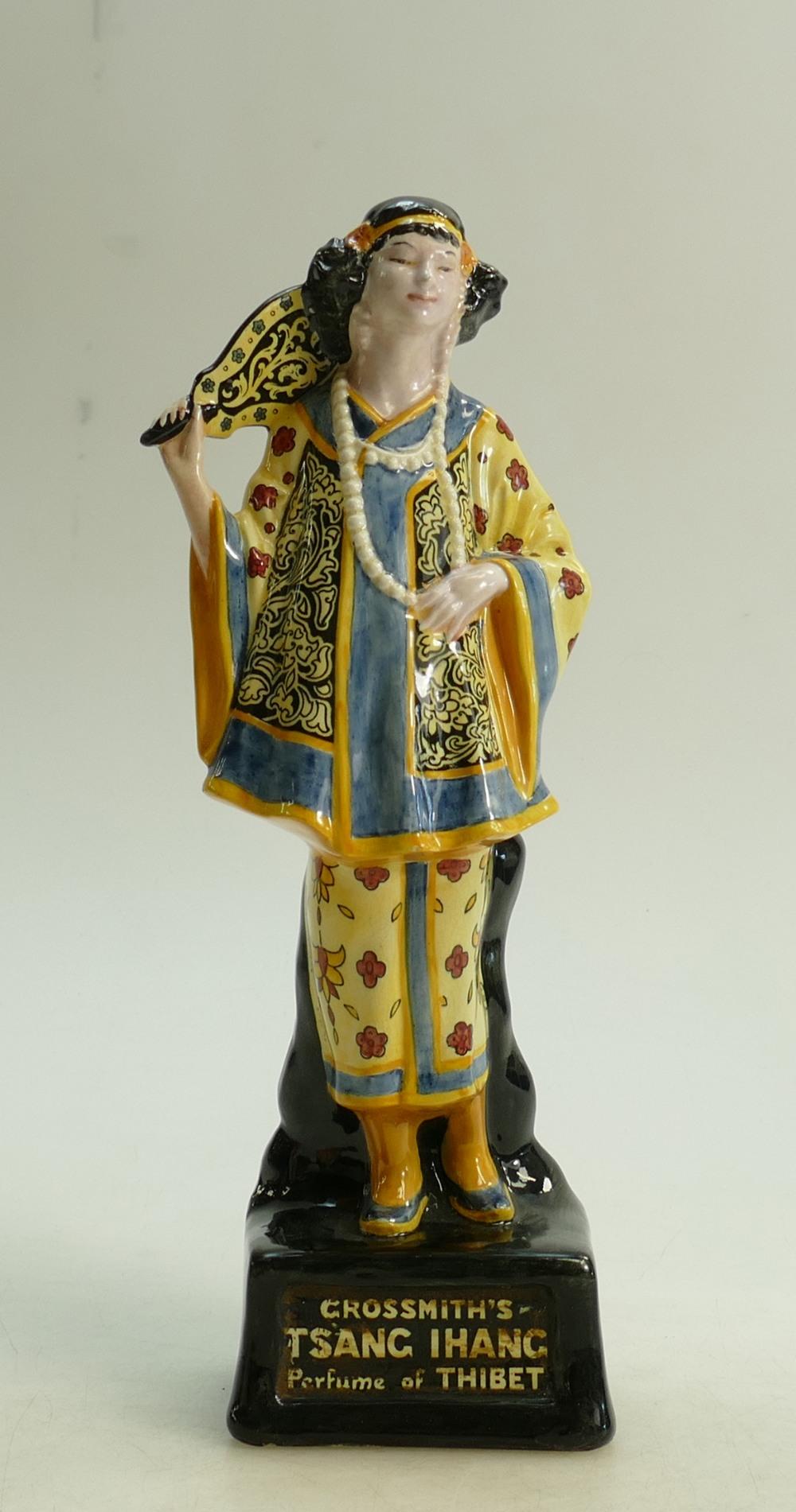 Lot 53 - Royal Doulton advertising figure Grossmith's Tsang Ihang: Royal Doulton advertising figure,