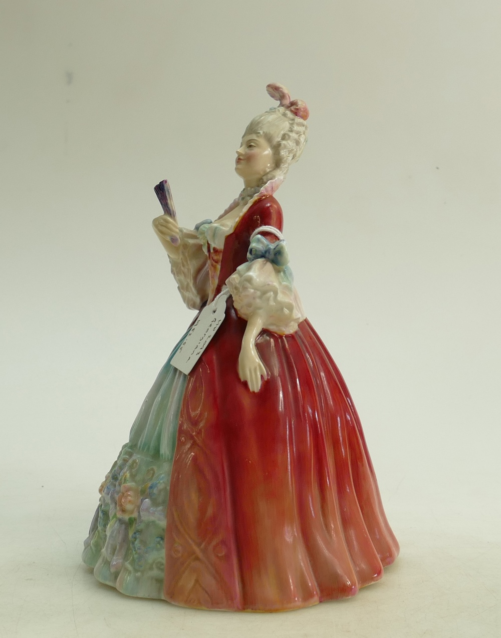 Lot 52 - Royal Doulton figure Georgianna HN2093 :
