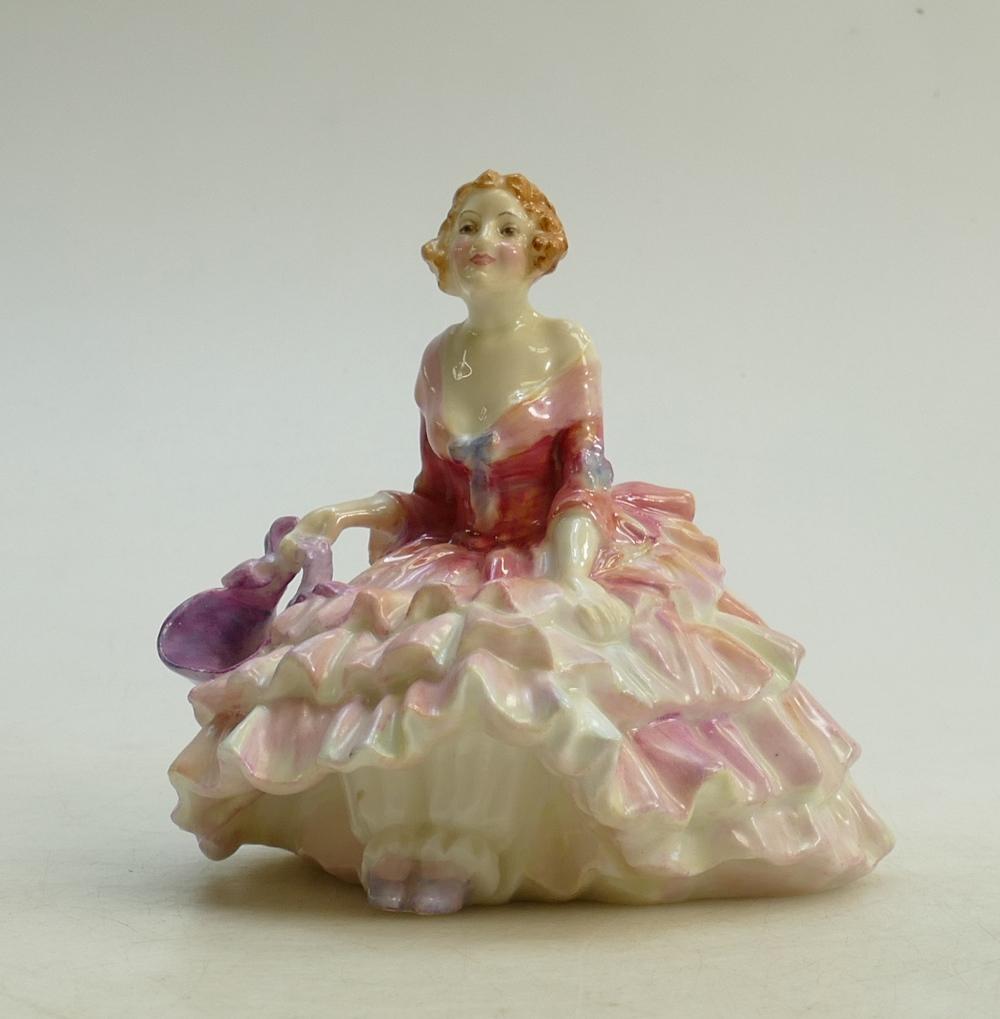 Lot 40 - Royal Doulton figure Tildy HN1576: Dated 1933
