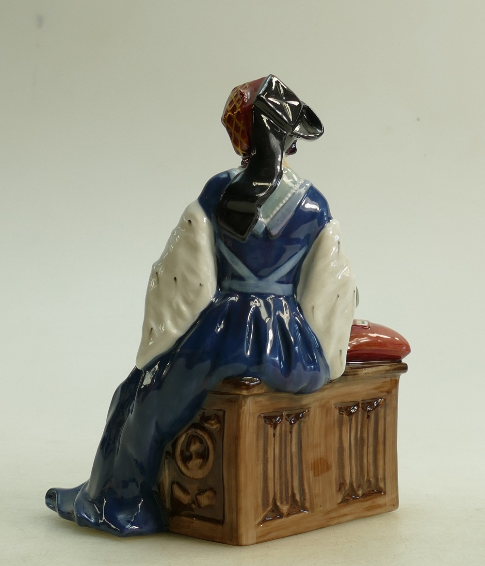 Lot 46 - Royal Doulton figure Catherine of Aragon HN3233: Limited edition.